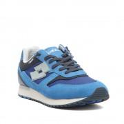 Lotto Sneaker bassa Tokyo Ginza da uomo blu cobalto