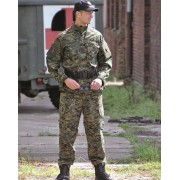 Pantaloni Ripstop Mil-Tec ACU Woodland Digital S