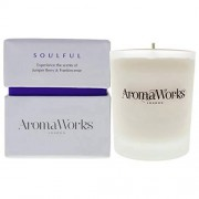 Aromaworks Soulful Candle By for Unisex 2.64 Ounce Candle, 2.64 Ounces