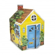 Casuta din carton Country Cottage Melissa and Doug