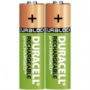 Duracell AA Recharge Duralock 1300 mAh