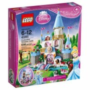 LEGO Disney Princess Cinderella's and Prince Charming Romantic Castle Play Set