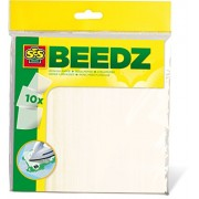 SES Creative Iron On Beads Ironing Paper, 10-Pack