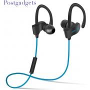 blauw /Bluetooth 4.1 In-ear Oortje /Draadloze Koptelefoon / Wireless Headset / Oordopjes / Oortjes / Hoofdtelefoon / Oortelefoon / In ear Headphones / Headphone / Draadloos / Sport Headsets / Muziek / Earphones / over on-ear