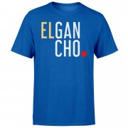 Elgancho Men's Blue T-Shirt - L - Blue