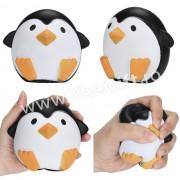 Jucarie Squishy, pinguin parfumat, cu revenire lenta