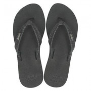 Reef Star Cushion Sassy slippers zwart