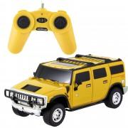 Masinuta cu telecomanda Hummer H2 SUV, galben