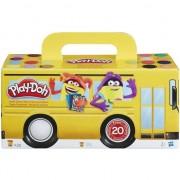 Set plastilina Hasbro Play-Doh 20 tuburi Super Color Pack