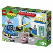 Lego Klocki LEGO Duplo Posterunek policji (10902)