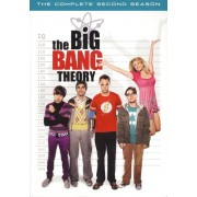 The Big Bang Theory: The Complete Second Season [4 Discs] [DVD]