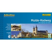 Fietsgids Bikeline Mulde-Radweg   Esterbauer