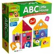 Детски занимателен комплект Малката Къща Carotina ABC 50086 Lisciani, 8008324050086