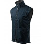 ADLER Body Warmer Pánská vesta 50902 námořní modrá XL