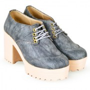 Trendy Look Memorable Moves Boots (Grey)