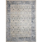 Kathy Ireland - Malta-Ivory Blue - MAI04 - 274 X 366 cm