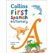 Collins Very First Spanish Dictionary, Paperback/Collins Dictionaries