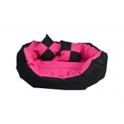 Katzenbett pink 82 x 70 x 20 cm