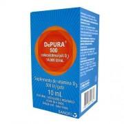 Vitamina D - Depura Gotas 500UI Sanofi-Aventis 10ml