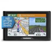 """Garmin Drive 51 Lmt-S Navigatore Satellitare 5"""" Europa 46 Paesi Colore Nero"""