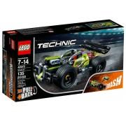 LEGO Technic 42072 Zelený závoďák