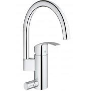Grohe Eurosmart Küchenarmatur 33490002 chrom, mit Geräteanschlussventil