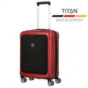 Titan X Ray Trolley S mit Vortasche Atomic Red