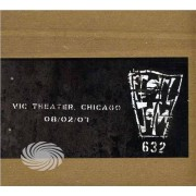 Video Delta Pearl Jam - Official Bootleg: Vic Theatre Chicago 8/2/07 - CD