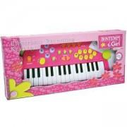Детски синтезатор за момиче Бонтемпи - 32 клавиша - Bontempi, 191246