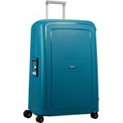 Samsonite Reiskoffer - S'Cure Spinner 75/28 (Large) Petrol Blue Stripes