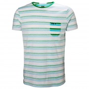 Helly Hansen hombres Fjord Tshirt Performance Wicking Verde M