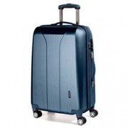 march New Carat Trolley M Navy Brushed