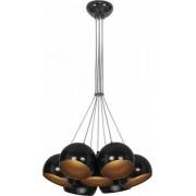Nowodvorski Подвесная люстра Nowodvorski Ball Black-Gold 6588