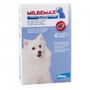 Milbemax Vermifuge À Croquer Small pour chien et chiot 40 Comprimés