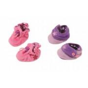 Baby Born - Colectia De Botosei roz cu stele si panglica sau purpurii cu stele si banda