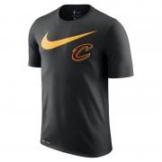 Tee-shirt NBA Cleveland Cavaliers Nike Dri-FIT pour Homme - Noir