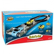 Kid Galaxy Twist N Go Crash n Bash Speedway Playset