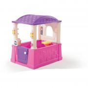 STEP2 Maison Four Seasons: Maisonnette pour enfants très résistante - STEP2