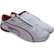 Puma BMW MS Future Cat M1 Sneakers For Men(White)