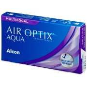 Air Optix Aqua Multifocal (6 лещи)