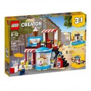 Lego Set LEGO Creator Pastelería Modular 31077