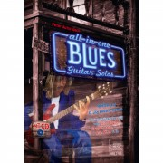 Acoustic Music Books All in One Blues Guitar Solos für E- und Akustik-Gitarre
