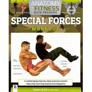 Special Forces Workout Anatomy of Fitness Book and DVD (PAL) (Anatomy of Fitness Elite Training)