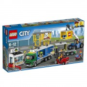 LEGO City, Terminal de marfa 60169