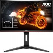 """AOC C24G1 24"""" Curved Gaming Monitor HDMI, VGA, DisplayPort, AMD FreeSync"""