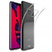 Capa de TPU Saii Premium Anti-Slip para Huawei Mate 20 Pro - Transparente