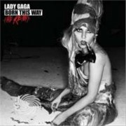Video Delta Lady Gaga - Born This Way-The Remix - CD