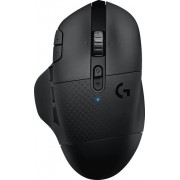 Logitech - G604 Wireless Optical Gaming Mouse - Black