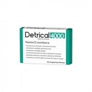 Zdrovit Detrical D3 4000UI x 60 Comprimate