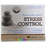 Stress Controll 30 db kapszula vitaminokkal, nem álmosít - Olimp Labs